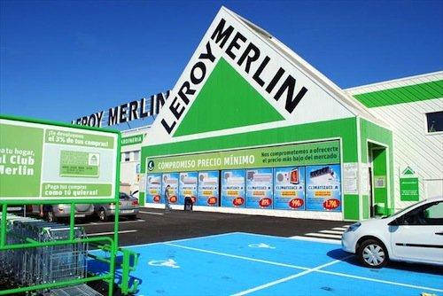 Se necesita personal en Recursos Humanos Tienda en Leroy Merlin en Almería