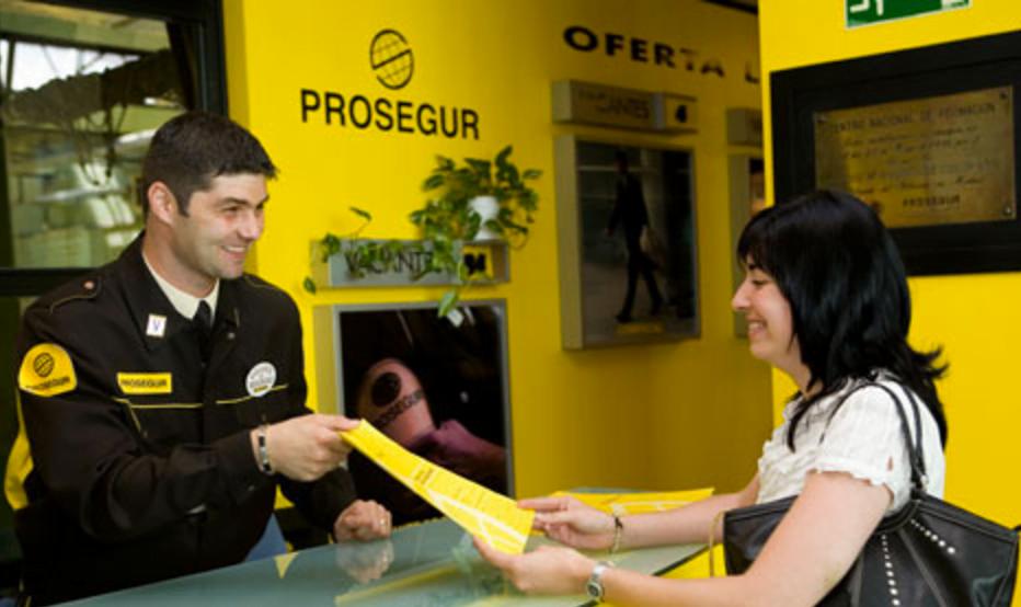 Se necesitan Comerciales para empresa de seguridad Prosegur Alarmas en Jaén