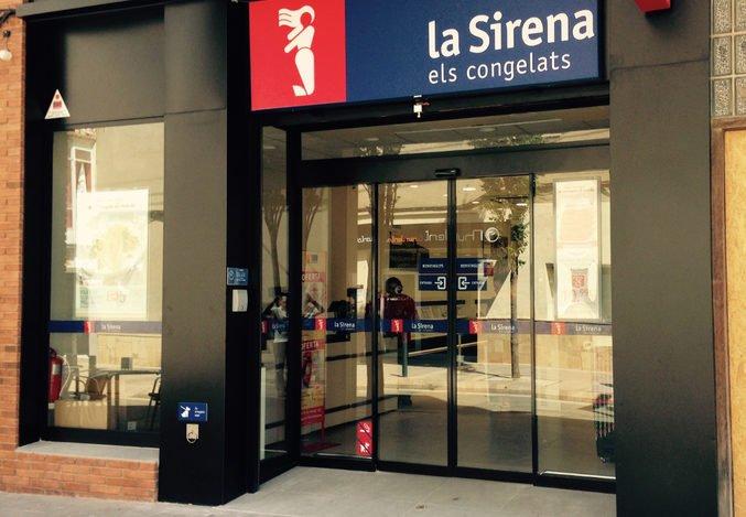 Se Necesita Cajero/a Reponedor/a para LA SIRENA Productos Congelados en Madrid Centro