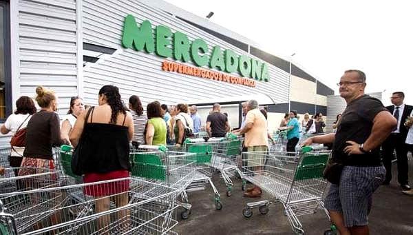 Se Necesita Personal de Supermercado en CALATAYUD para MERCADONA en ZARAGOZA