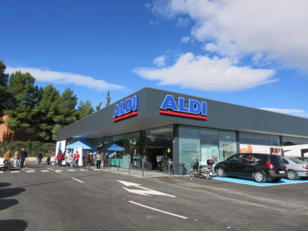Se necesita Colaborador de Tienda en ALDI Supermercados en Erandio, Vizcaya