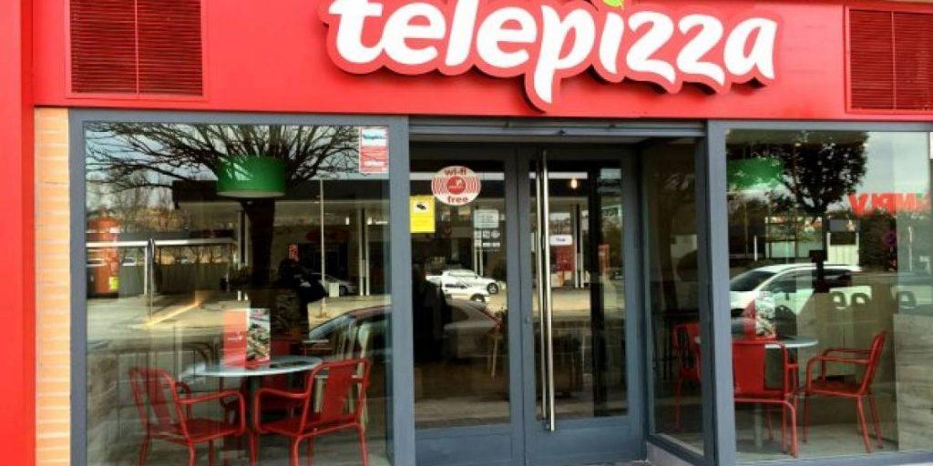 Telepizza Necesita Repartidores en Ciclomotor para Santander en Cantabria