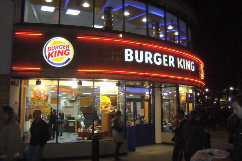 Se Necesitan Dependientes/as para BURGER KING en BORMUJOS en SEVILLA