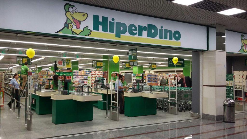 Hiperdino Supermercados Necesita personal para Reparto a Domicilio en Las Palmas De Gran Canaria