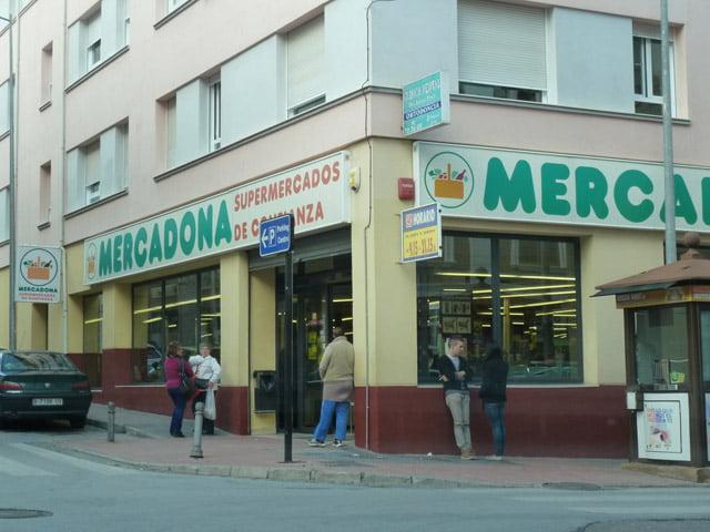 Se Necesita Personal para SUPERMERCADO en MERCADONA en Granada