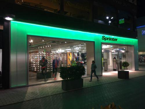 Se Necesita Vendedor/a para SPRINTER en el Centro Comercial Porto PI en Palma de Mallorca