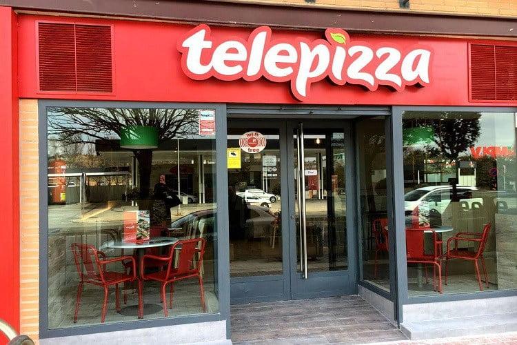 Telepizza Necesita Repartidores/as para Zona de Barcelona