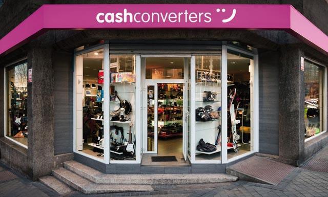 Se Necesita Dependiente/a Comprador/Vendedor para Cashconverters en Bilbao, Vizcaya