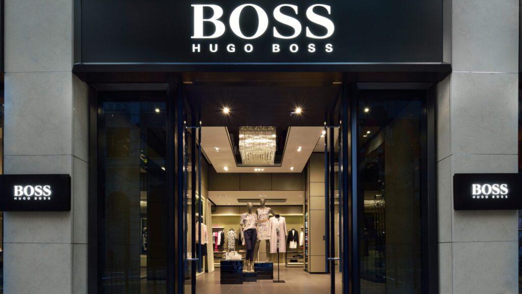 Se Necesita Dependiente/a para Tienda de Moda HUGO BOSS en SANTANDER