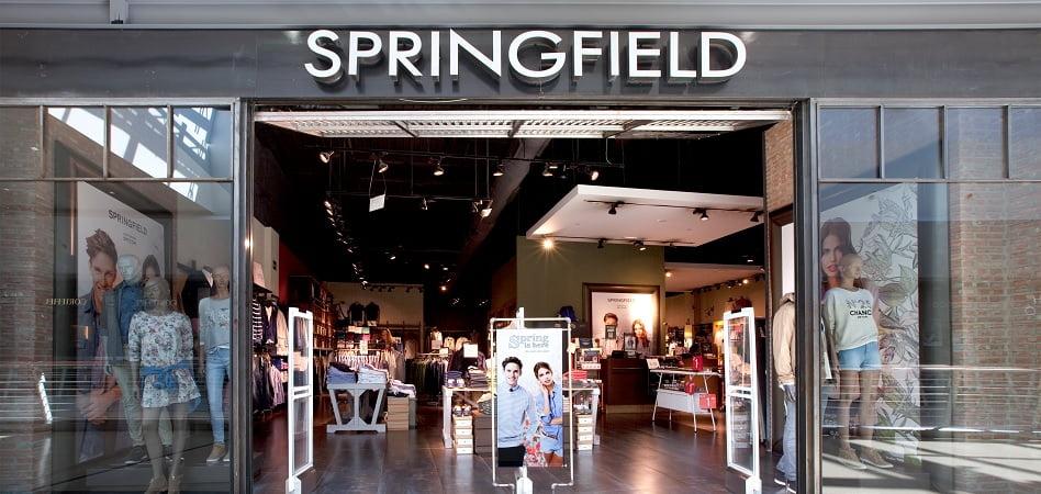 Se Necesita Vendedor/a en Springfield en el Centro Comercial PORTO PI en Palma de Mallorca