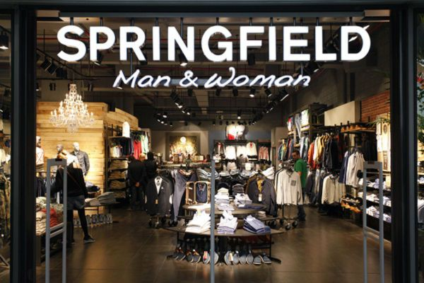 Se Necesita Vendedor/a para Springfield en el Centro Comercial PARQUE ALMENARA en LORCA en MURCIA