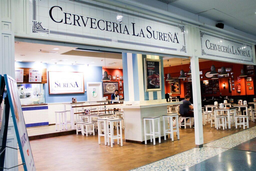 Se Necesita Camarero/a para Cervecería La Sureña perteneciente al Grupo Restalia en Valencia