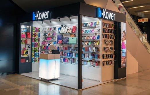 Se Necesita Dependiente/a para Tienda B-Kover en Barcelona