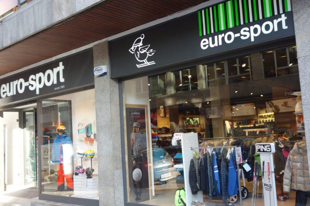 Se Necesita Ayudante de Dependienta en Euro-Sport tienda de Deportes en Bilbao , Vizcaya