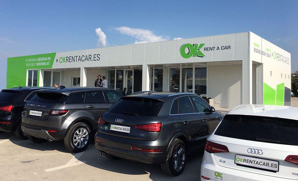Se Necesitan Limpiadores/as de Vehículos en OK RENT A CAR en Palma de Mallorca
