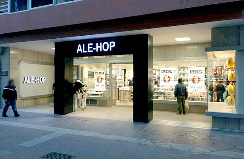 Se Necesitan Dependientes/as para ALEHOP en Palma de Mallorca