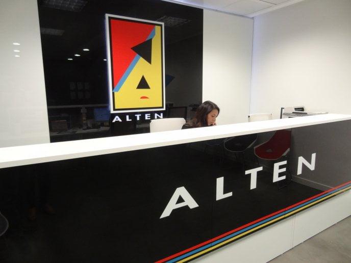 Se Necesita Analista Programador de PHP en ALTEN TIC en Madrid