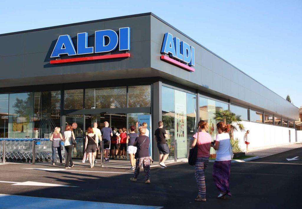 Se Necesita Mozo/a de Almacén para Supermercado ALDI en DOS HERMANAS en SEVILLA