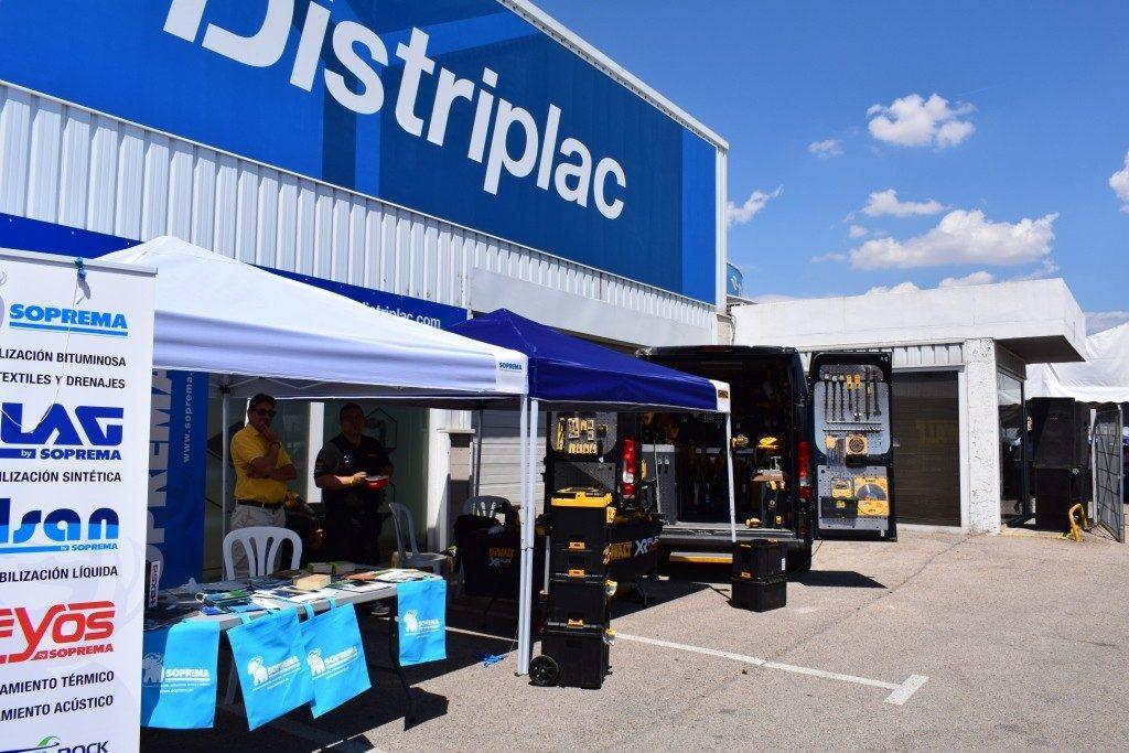 Se Necesita Mozo/a de Almacén en DISTRIPLAC Empresa de Material de Construcción en Murcia