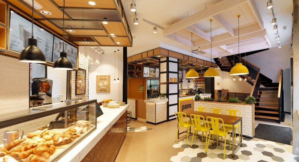 Se Necesita Personal de Equipo en el Aeropuerto de Bilbao para varios Restaurantes de comida rápida