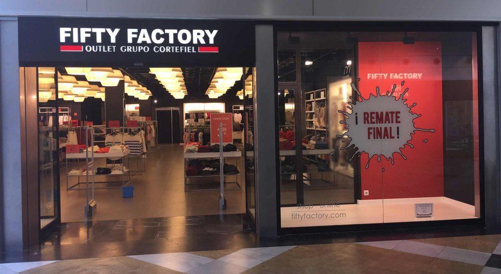 Se Necesita Vendedor/a para Fifty Factory en el Centro Comercial Ronda del Tamarguillo en SEVILLA