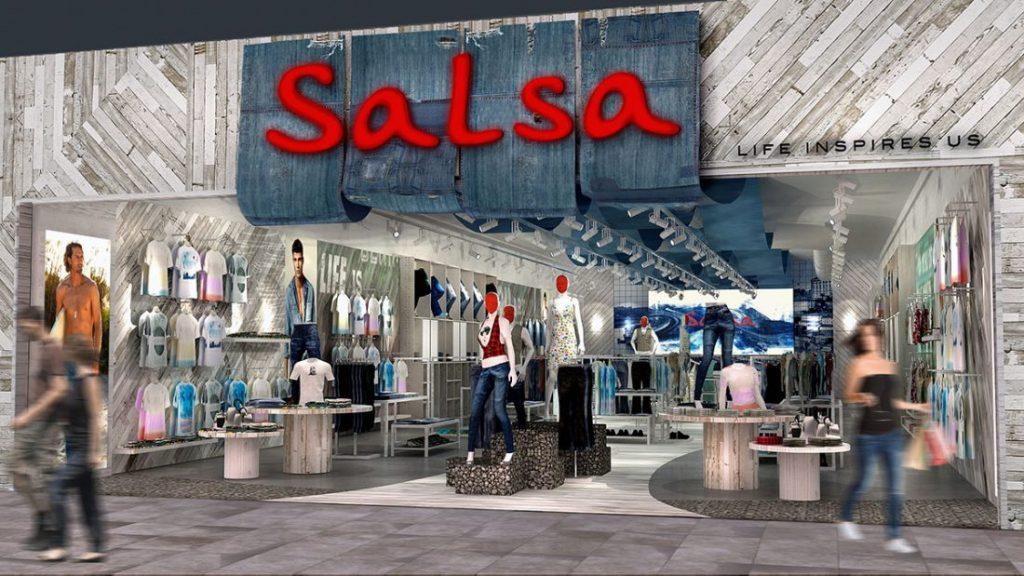 Se Necesita Dependiente/a para SALSA Tienda de Jeans en Santander en Cantabria
