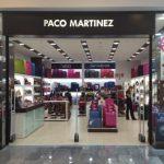 Se Necesita Dependiente/a para PACO MARTINEZ en el Centro Comercial THADER en Murcia