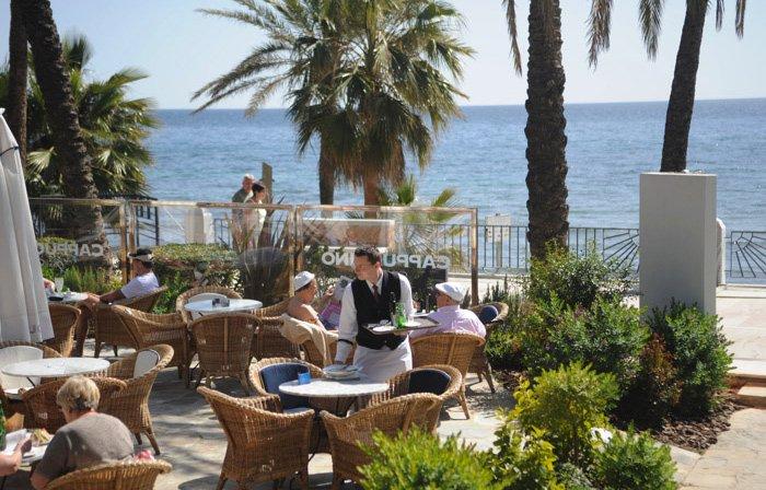 Se Necesita FriegaPlatos para el Grupo Cappuccino en Marbella en Málaga