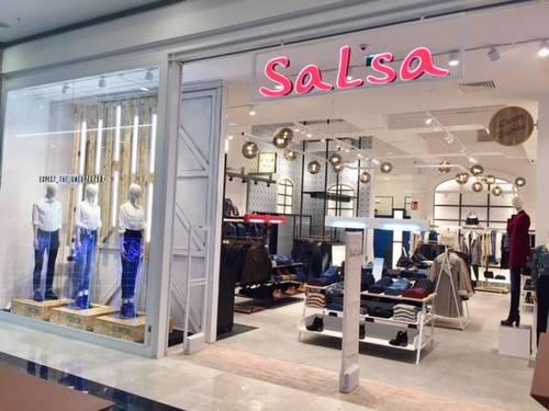 Se Necesita Dependiente/a para SALSA Tienda de Jeans en El Ejido en ALMERIA