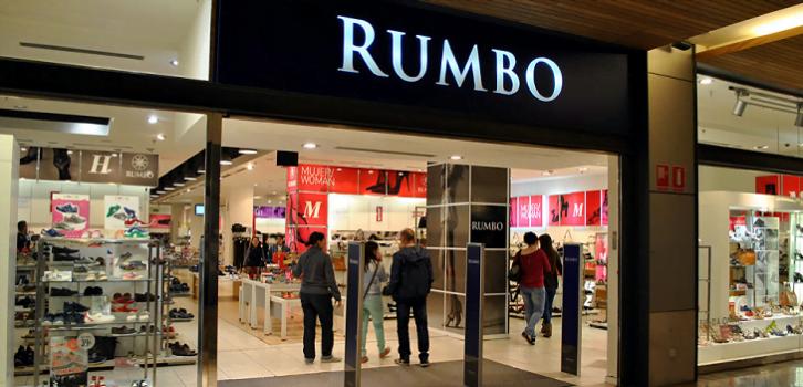 Se Necesita Vendedor/a para RUMBO Tienda Deportiva en Murcia