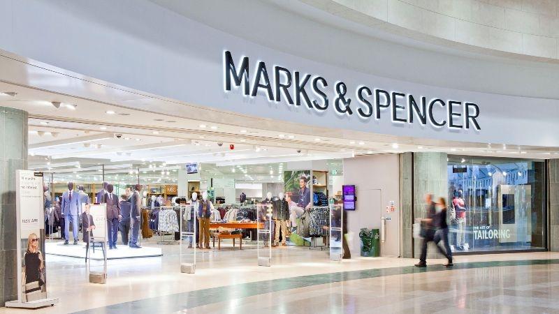 Se Necesitan Dependientes/as para Marks & Spencer NUEVA APERTURA en MALAGA