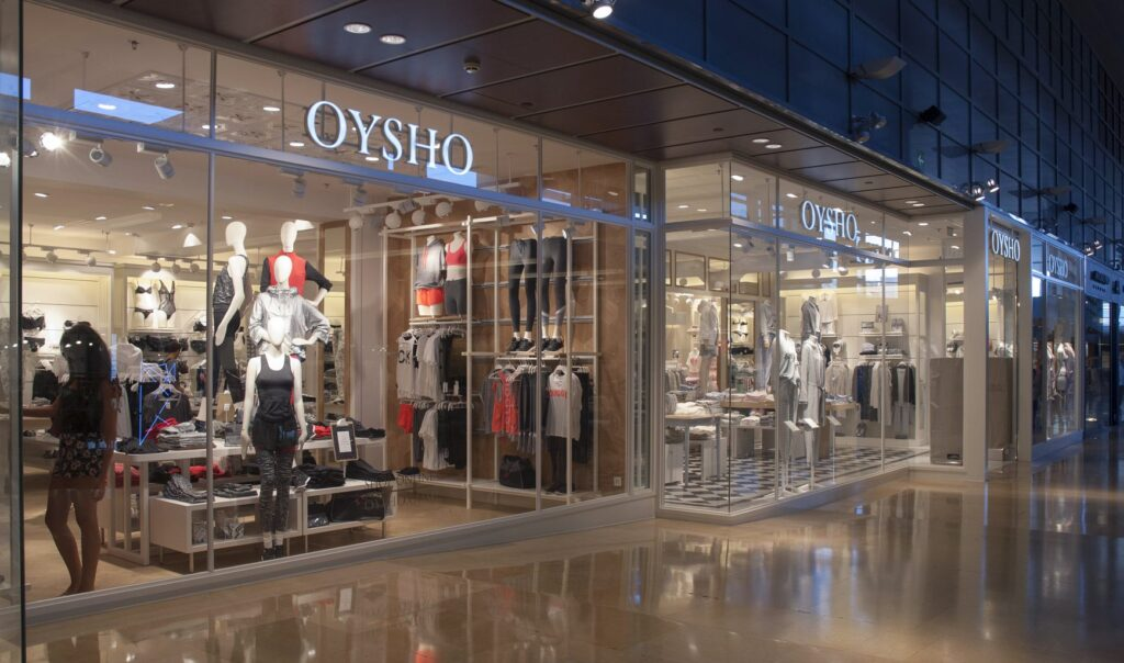 Se Necesita Vendedor/a para Oysho Tienda de Lenceria y Corsetería en León