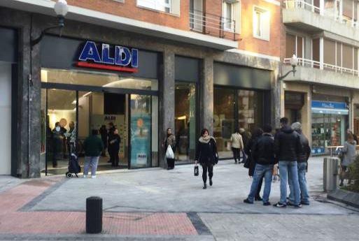 Se Necesitan Colaboradores/as Reponedores/as para ALDI en BILBAO en Bizkaia