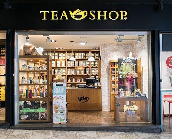 Se Necesitan Dependientes para TEA SHOP en Madrid