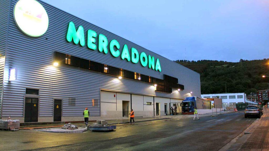 Se Necesita Personal de Supermercado para MERCADONA en IURRETA en BIZKAIA