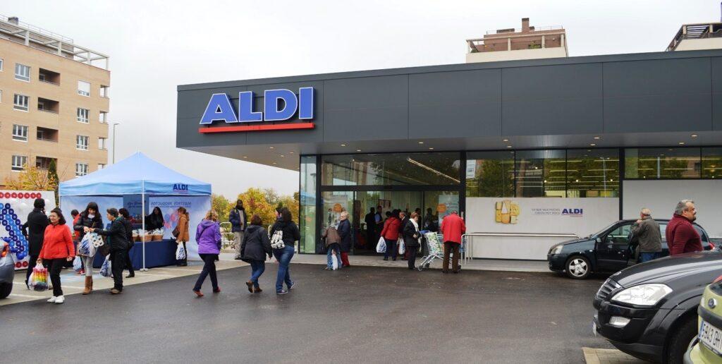 Se Necesita Colaborador de Tienda para Supermercado ALDI en AGUILAS en Murcia