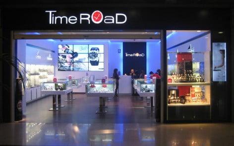 Se Necesita Dependiente/a Relojería y Joyería para TIME ROAD en ZARAGOZA
